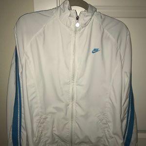 Nike full zip jacket